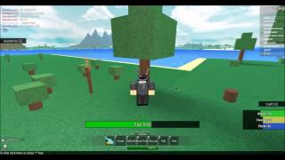 Roblox Gameplay Commentary - Survival: Beginnings Part 1