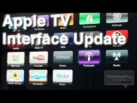 Apple Brings New Interface And Netflix Billing To Current