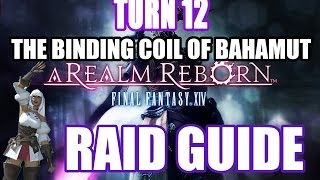the final coil of bahamut turn 3 raid guide