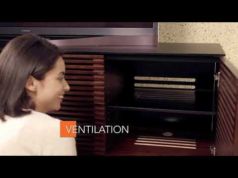 BDI Media Furniture Features and Design Video