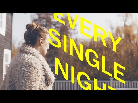 every single night (villanelle)
