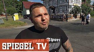 Kein Bier für Neonazis: Rechtsrockkonzert in Themar (SPIEGEL TV)