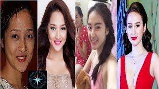 Cùng ngắm mỹ nữ Việt trước và sau khi trang điểm