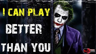 Don't Try To Play With Me / Joker Attitude Whatsapp Status / Joker / 30 Second
