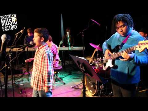 Brooklyn Music Factory Band Program - A Radically Fun Way To Learn Music