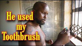 Download Leon Gumede Comedy - Sbongile noMdu - Your brother must leave (LEON GUMEDE)