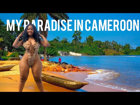 KRIBI VLOG: FOUND PARADISE IN KRIBI CAMEROON/ ALL YOU NEED TO KNOW BEFORE TRAVELING TO KRIBI.