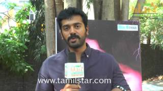 Ashwin At Zero Movie Audio Launch