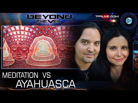 What is RAw Consciousness & Ayahuasca vs Meditation  (LIVESTREAM) - Beyond The Veil