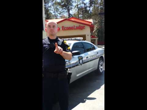 Richmond Hill Ga. Police, violating 4th Ammendment