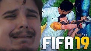 TUDO DE RUIM DO FIFA 19 DEMO!