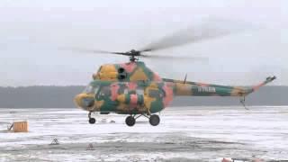 ТВ сюжет Ваше Лото 683 прогулка на вертолете