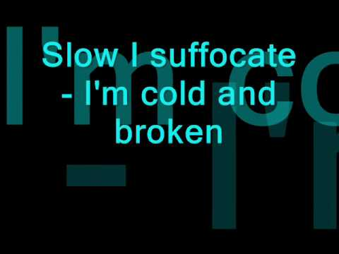 Fade Away-Breaking Benjamin-- Lyrics