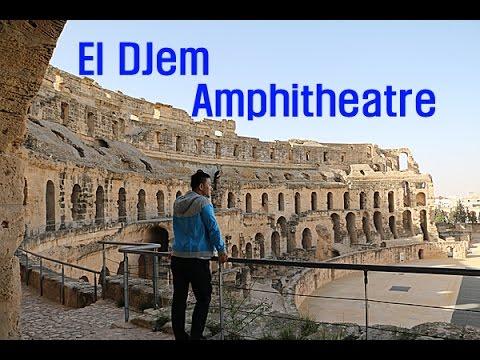 7글래디에이터 촬영지 엘 젬 콜로세움 구경(El DJem Amphitheatre Tour) - 2016.02.25