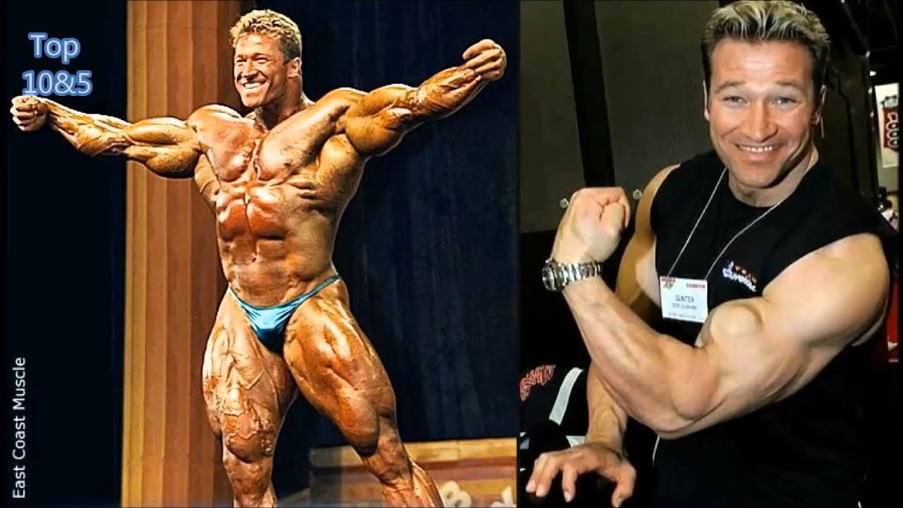 TOP 10 Bodybuilders Before and After Steroid