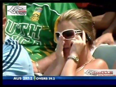 Aus VS SA 5th ODI 2006 Best Cricket ODI Ever Played