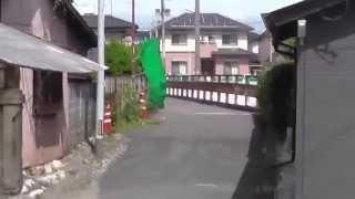 山口県下関市が舞台の映画。しかし、二股に分かれた川にかかる橋のイメ...