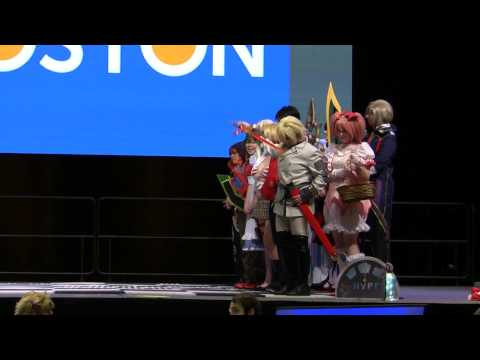 Anime Boston 2017 Cosplay Chess - 1080p HD