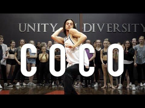 Coco feat Zack Venegas - Black Caviar   Brian Friedman Choreography   Millennium Nashville