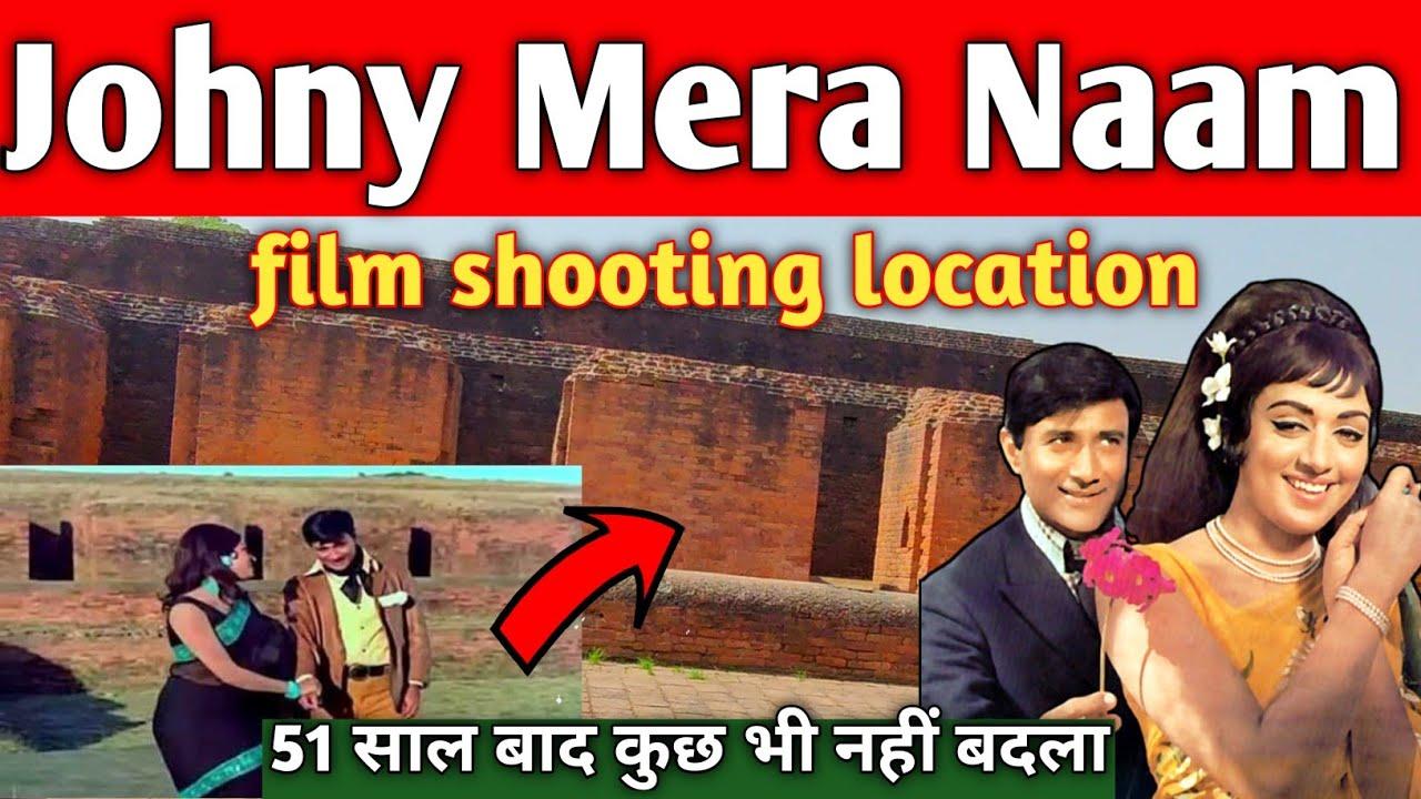 Download Johny Mera Naam Film Shooting Location   o mere raja khafa na hona   devanand   Hema Malini song  