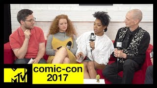 'Star Trek: Discovery' Feels Like a Movie a Week | Comic-Con 2017 | MTV