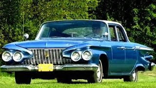 Stella's Saturday Special: Fire up the 1961 Plymouth Belvedere!