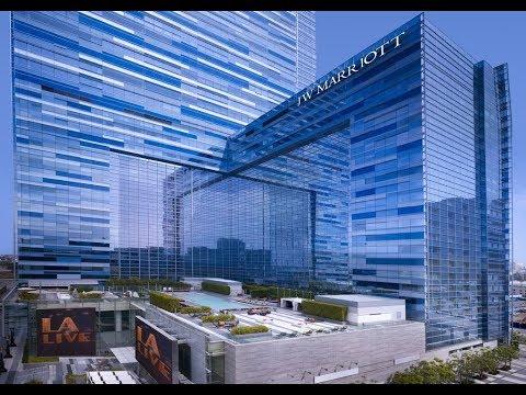 JW Marriott Los Angeles L A  LIVE