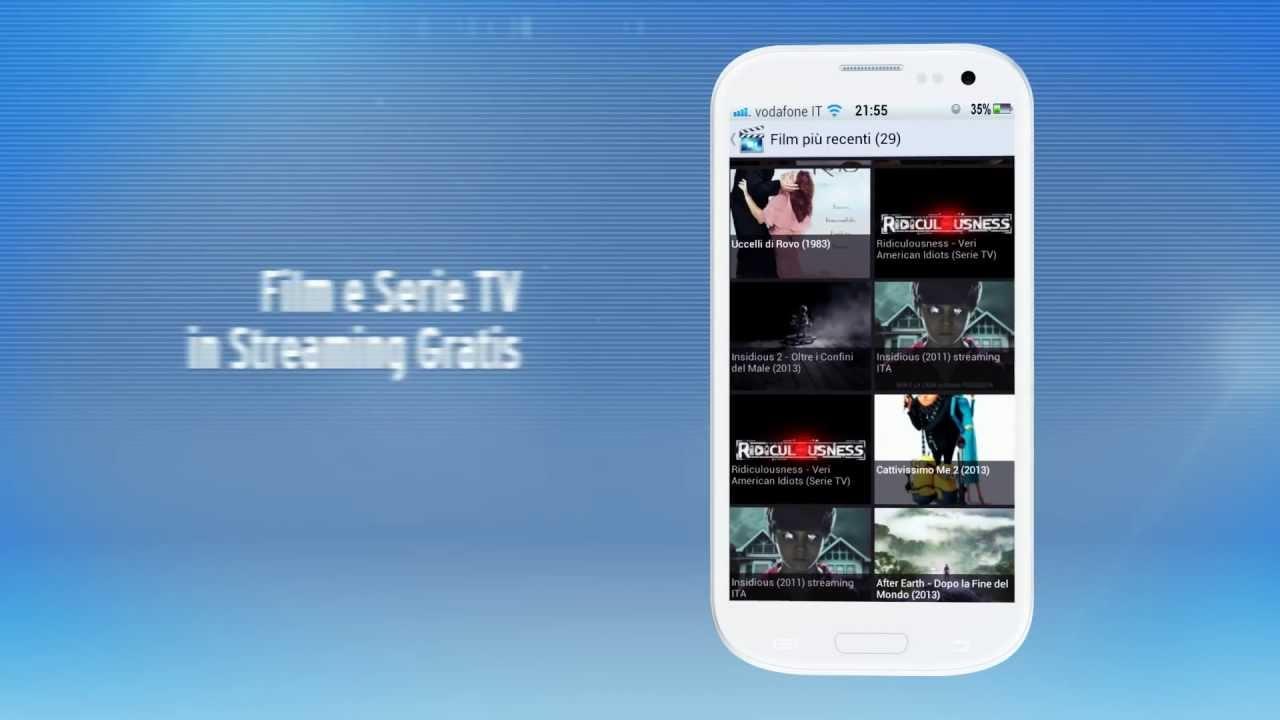 StreamingFG - App Android di Film Gratis