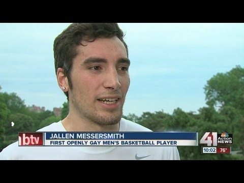 Kansas College Basketball Reveals He's Gay Athlete