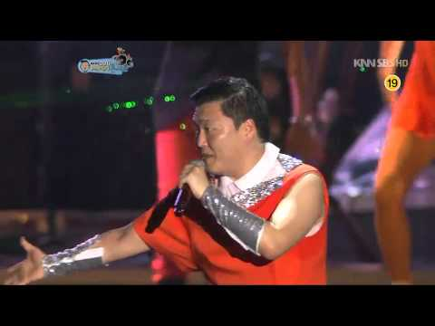 PSY - Right Now (live) at 2011 Summer Stand Concert
