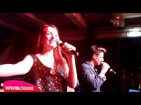 "Michele Perniola & Anita Simoncini ""Chain of Lights"" live @ San Marino Party | wiwibloggs"