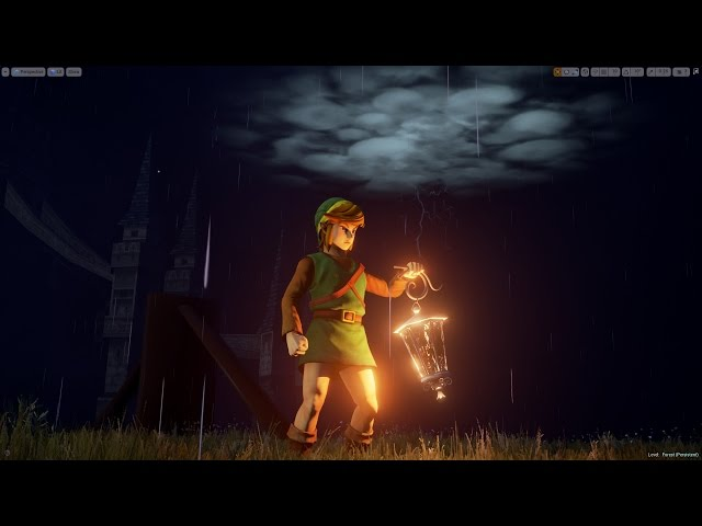 a link to the past remake