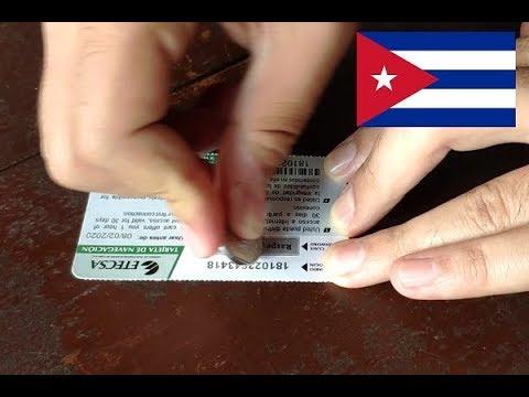 Küba'da İnternet Var Mı? En Ucuz İnternet Kartı Nerede? | Gezmelerdeyim