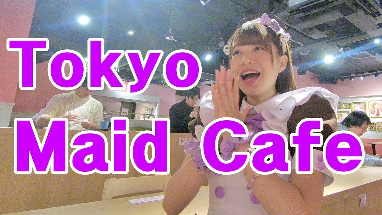 """일본 도쿄 최고의 미녀가 있는 """"메이드카페""""를 가보았다"""