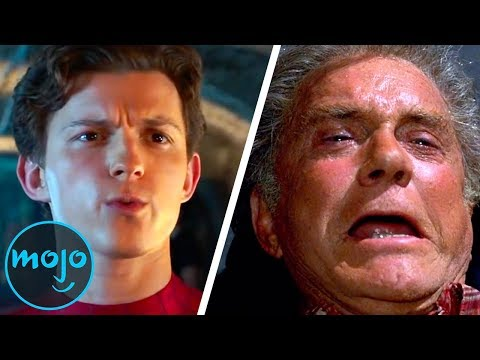 Top 10 Spider-Man Movie Moments Straight from the Source