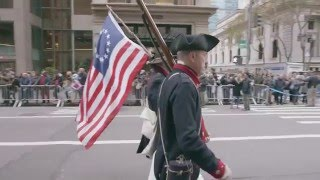 The Veterans Day Parade, for everyone. #UnitedWeMarch thumbnail