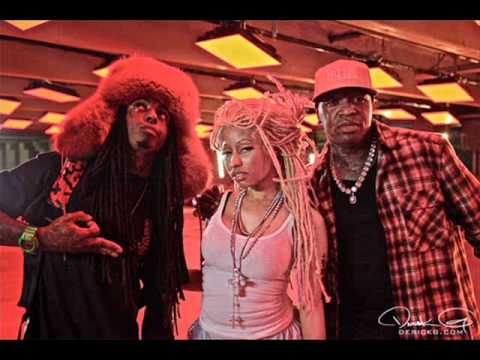 Birdman - Born Stunna (Remix) (Feat. Rick Ross, Lil Wayne & Nicki Minaj)