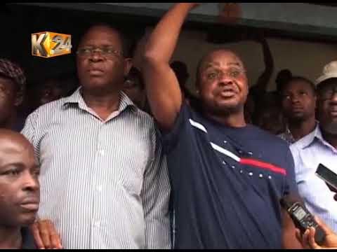 Kilifi County Governor Amason Kingi arrested after food distribution exercise turns tragic