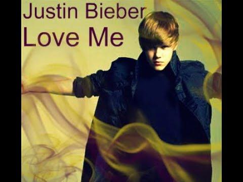 Love me love me say that you love me justin bieber remix