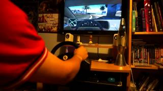 thrustmaster Ferrari GT Experience Racing Wheel Review