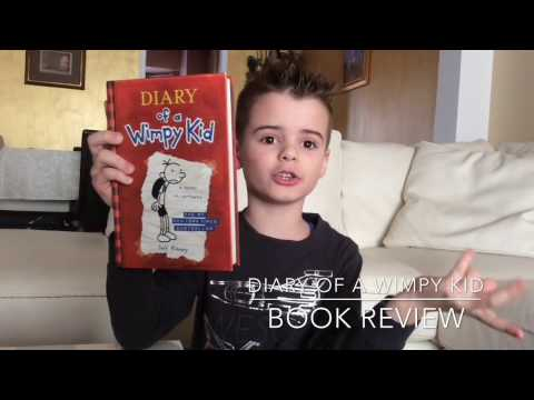 book-review:-diary-of-a-wimpy-kid-(book-1)