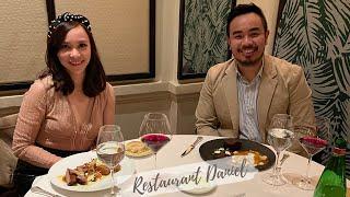 NYC EATS: celebrating our birthdays at RESTAURANT DANIEL | ANIKA SIGLOS