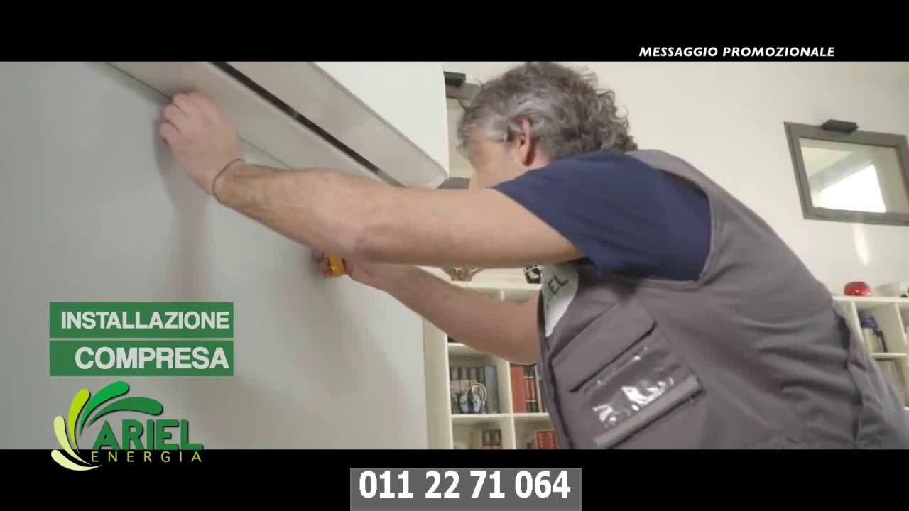Climatizzatori Ariel Energia Promozione Prendi Due Paghi Uno