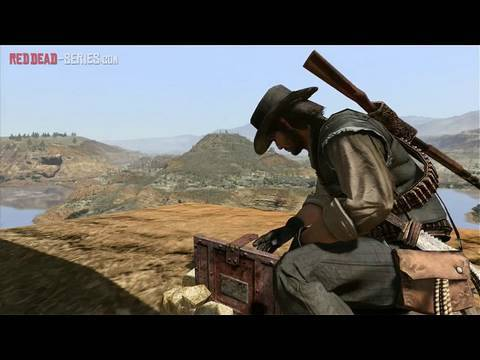 Treasure Hunter Challenges - Red Dead Redemption