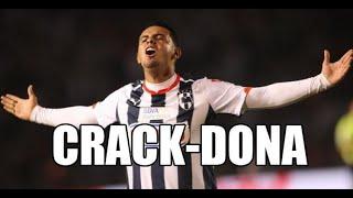 edwin cardona triplete hat trick monterrey vs toluca 3 2 todos los goles hd gol liga mx