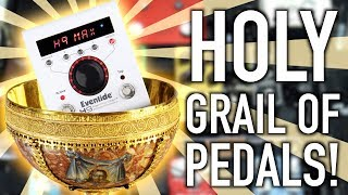 Eventide H9 Max - The Holy Grail of Effects Pedals