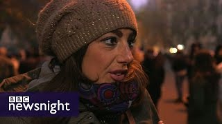 What's Italy's referendum really about? - BBC Newsnight