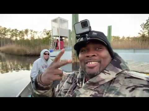 Fishing Campbell Creek,  N.C. For Trout, Perch, Bass, And Stripebass #stripebass #fish #boat