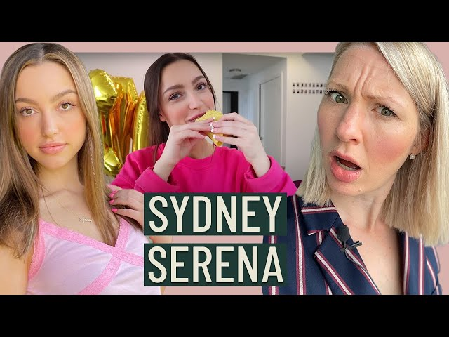 Dietitian Reviews Sydney Serena (Uh... You're Not