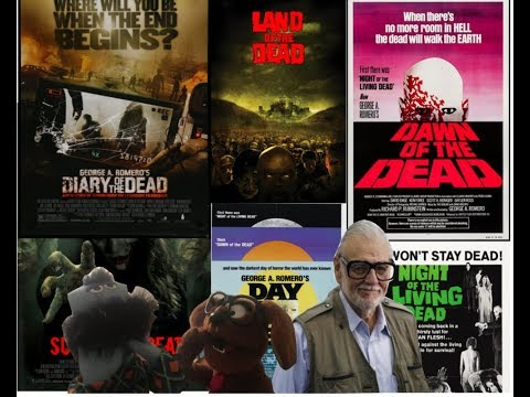 Puppet Perspectives - George Romero's Zombie Films Ranked
